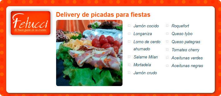 delivery picadas zona norte, delivery picadas vicente lopez, delivery picadas martinez, picada paladini, Picada De Fiambres Paladini,