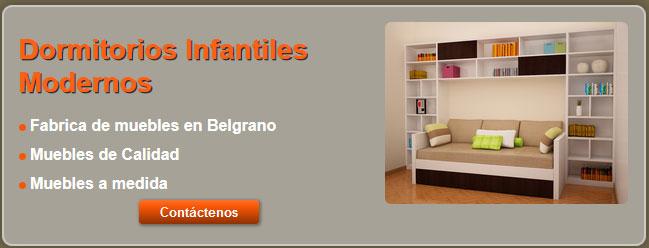 Dormitorios para chicos actuales - Dormitorios infantiles modernos ...