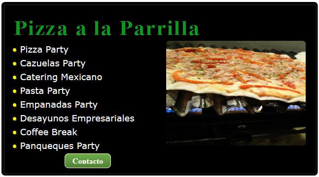 receta pizza, parrilla libre, quintas para eventos zona norte, estancias para eventos, salones para cumpleaños, aliano catering, catering en buenos aires, mejores pizzerias,