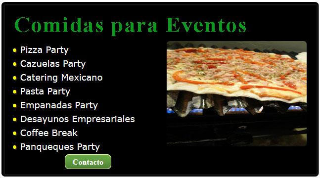 catering para eventos, eventos empresariales, eventos cumpleaños, personal para eventos, helados para eventos, eventos zona oeste, pasta para eventos, servicio de cafe para eventos,