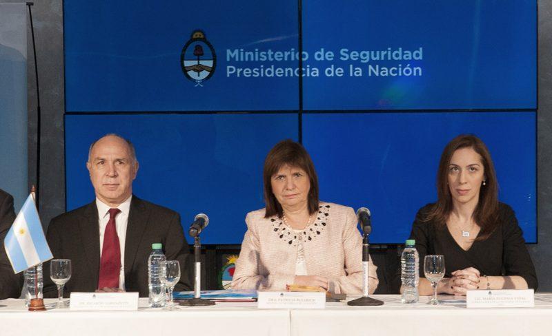 se llevo a cabo el quinto encuentro de seguridad nacional Juan Patricio Furlong
