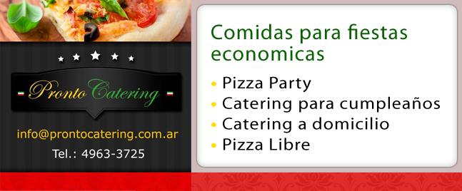 comidas para fiestas de cumpleaños de adultos, comidas para fiestas economicas, pizza party zona oeste, pizza party capital federal a domicilio,