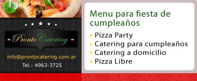 Menu para fiesta de cumpleaños, menu para eventos cumpleaños, comidas para eventos sociales, comidas para fiestas de 15 años, comidas para eventos sociales,