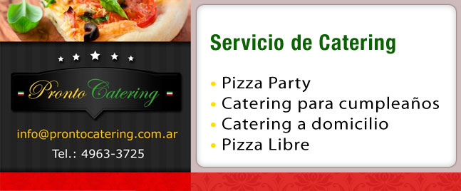 comidas especiales para cumpleaños, comidas y menues para cumples, comida para eventos, catering para eventos